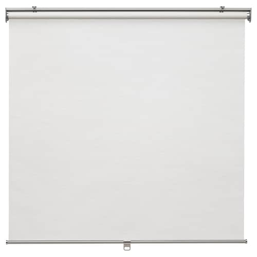 "SKOGSKLÖVER roller blind white 46 ¾ "" 48 "" 76 ¾ "" 16.15 sq feet"