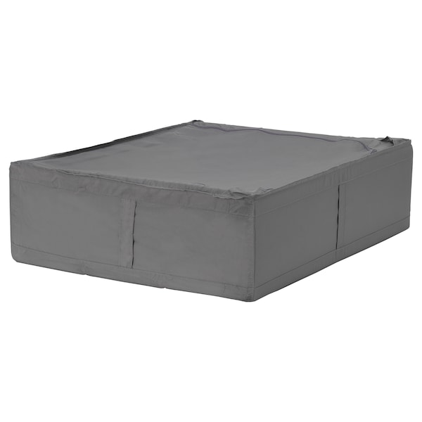 SKUBB Storage case, dark gray, 27 ¼x21 ¾x7 ½ ""