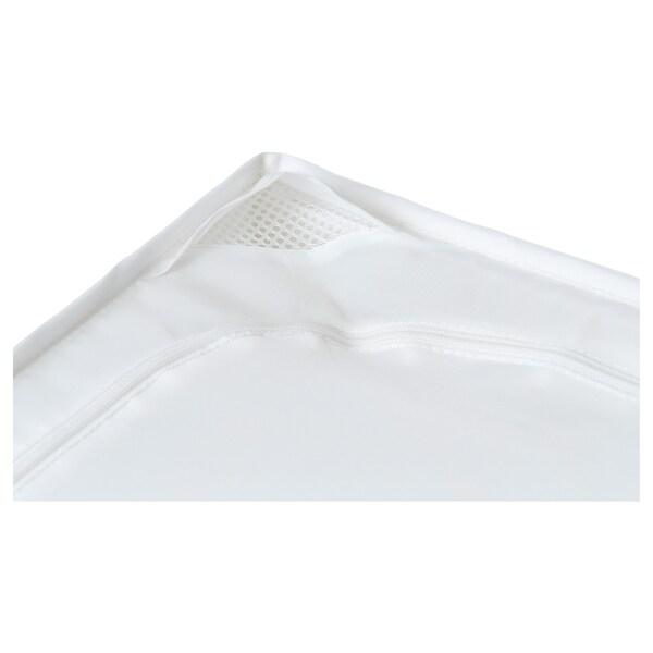 """SKUBB storage case white 36 ½ """" 21 ¾ """" 7 ½ """""""