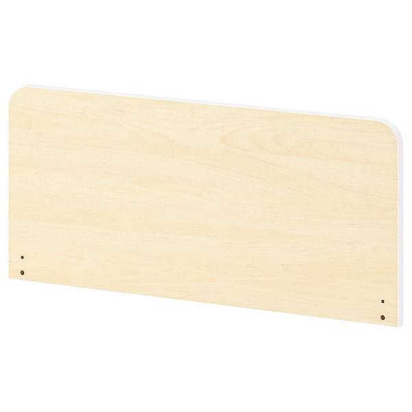 SLÄKT Headboard, birch