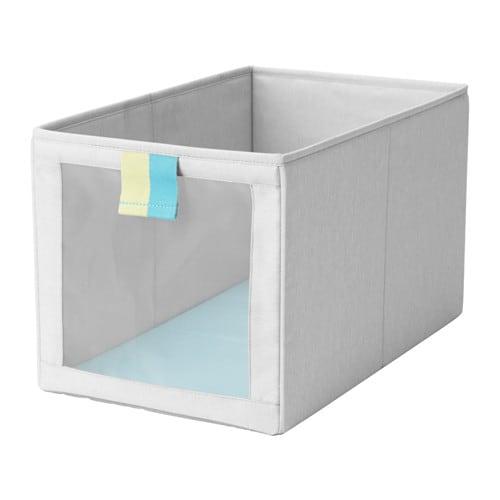 2019 New Wardrobe Kids Organizer Bins Box For Toys: SLÄKTING Box