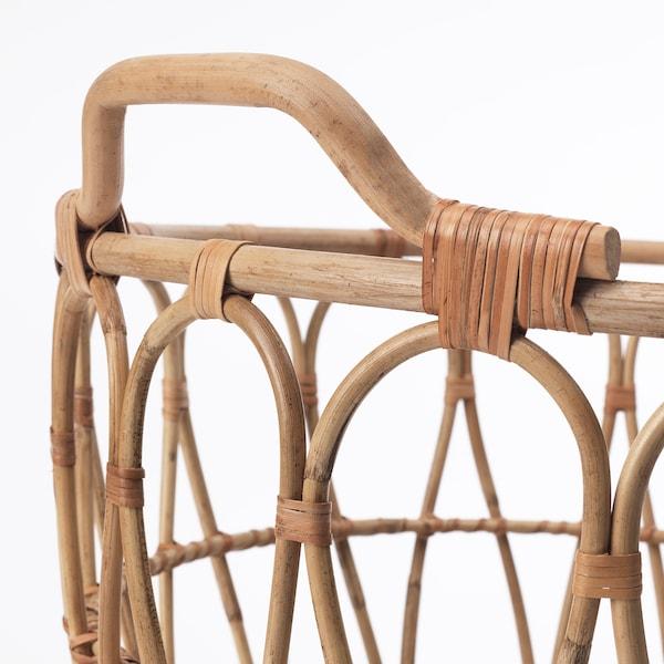 "SNIDAD basket rattan 15 ¼ "" 21 ¼ """