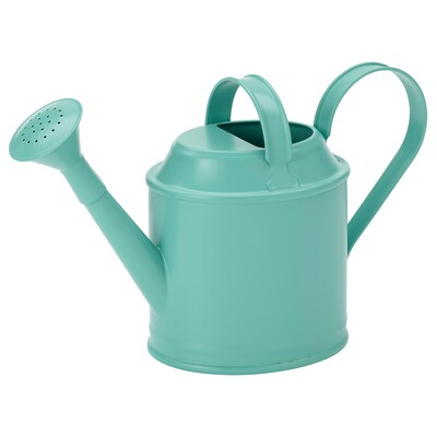 SOCKER Watering can, indoor/outdoor turquoise, 34 oz