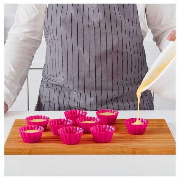 SOCKERKAKA Baking cup, pink