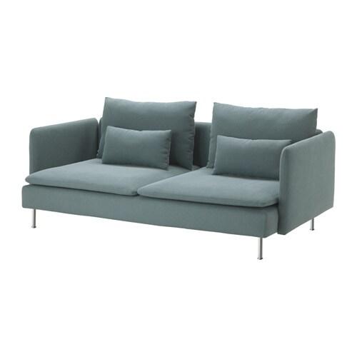 S derhamn sofa finnsta turquoise ikea - Canape turquoise ikea ...
