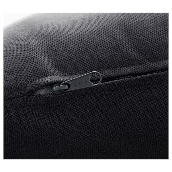 SÖDERHAMN Cover for 1-seat section, Samsta dark gray