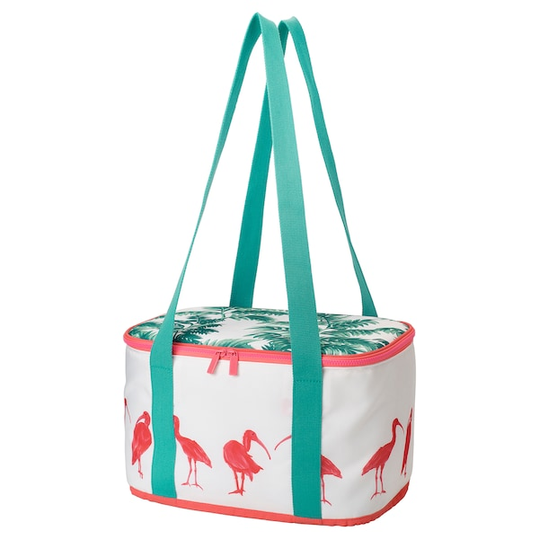 """SOMMARLIV cooler bag textile 10 ¼ """" 15 """""""