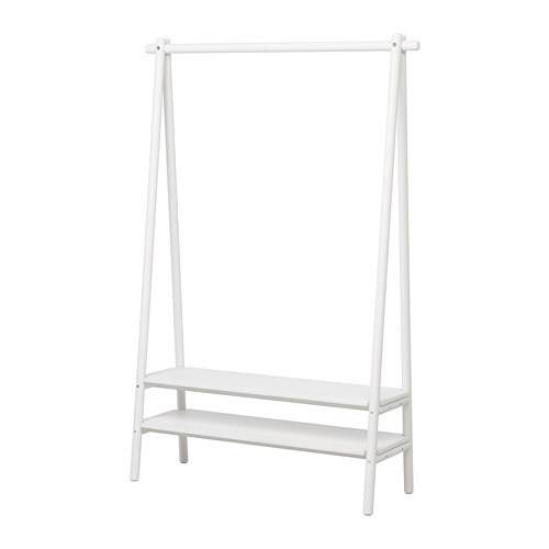 garment mulig luxury standing ikea outstanding racks rack clothes size uk free of wardrobe medium clothing