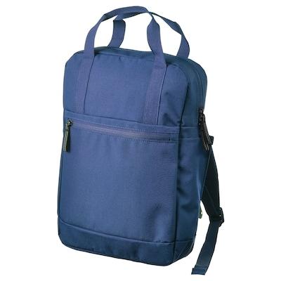 STARTTID Backpack, blue, 3 gallon