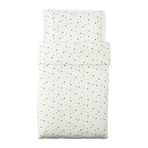 STJÄRNBILD Crib duvet cover/pillowcase IKEA
