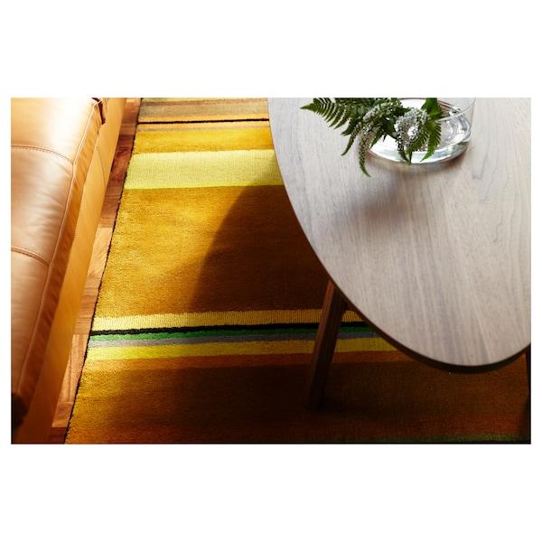 "STOCKHOLM Coffee table, walnut veneer, 70 7/8x23 1/4 """