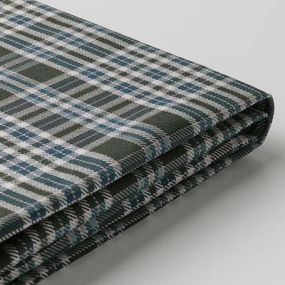 STOCKSUND Cover for bench, Segersta multicolor