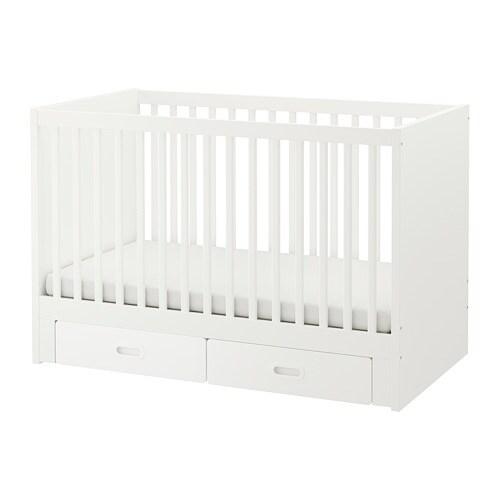 STUVA / FRITIDS Crib with drawers - IKEA