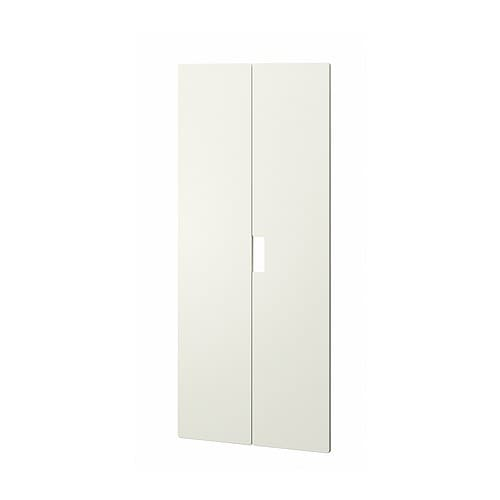 STUVA MÅLAD Door   Choose doors, drawers and boxes to protect your things and make the storage more decorative.