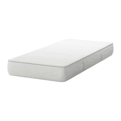SULTAN FINNVIK Memory foam mattress   25-year Limited Warranty.   Read about the terms in the Limited Warranty brochure.