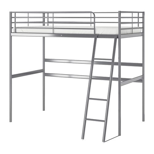 SVÄRTA Loft bed frame - IKEA