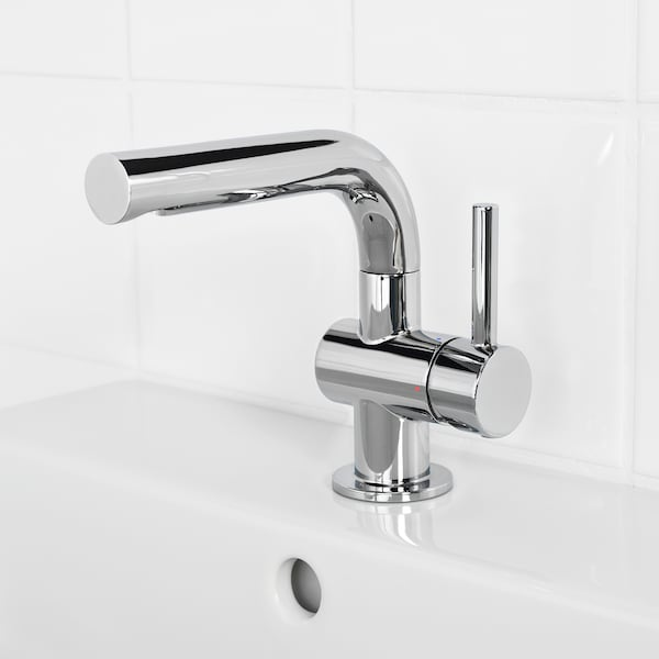 Bathroom Faucet Chrome Plated