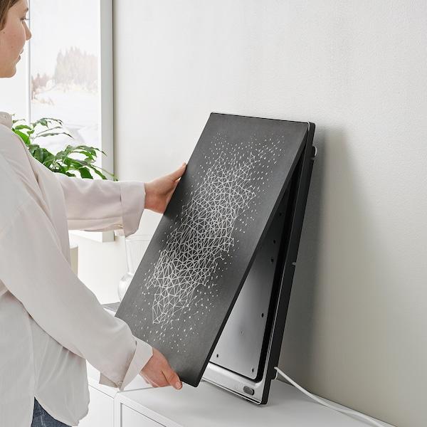 SYMFONISK Picture frame with Wi-Fi speaker, black