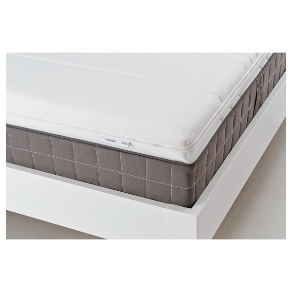 Tananger Mattress Topper White Ca