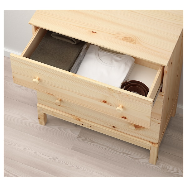 "TARVA 3-drawer chest pine 29 7/8 "" 15 3/4 "" 36 1/4 "" 12 5/8 """