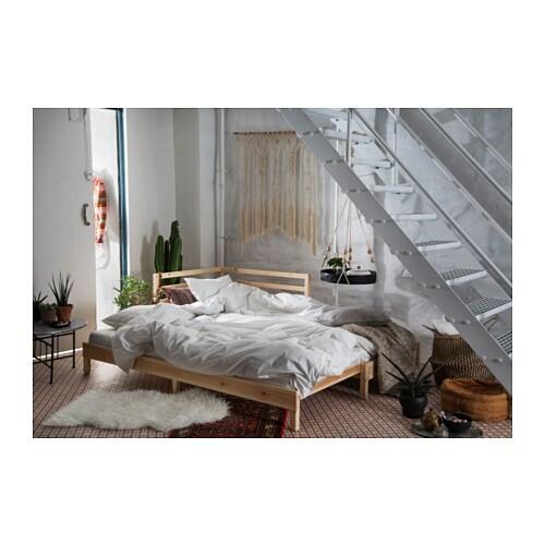 tarva daybed frame ikea - Tarva Bed Frame Review