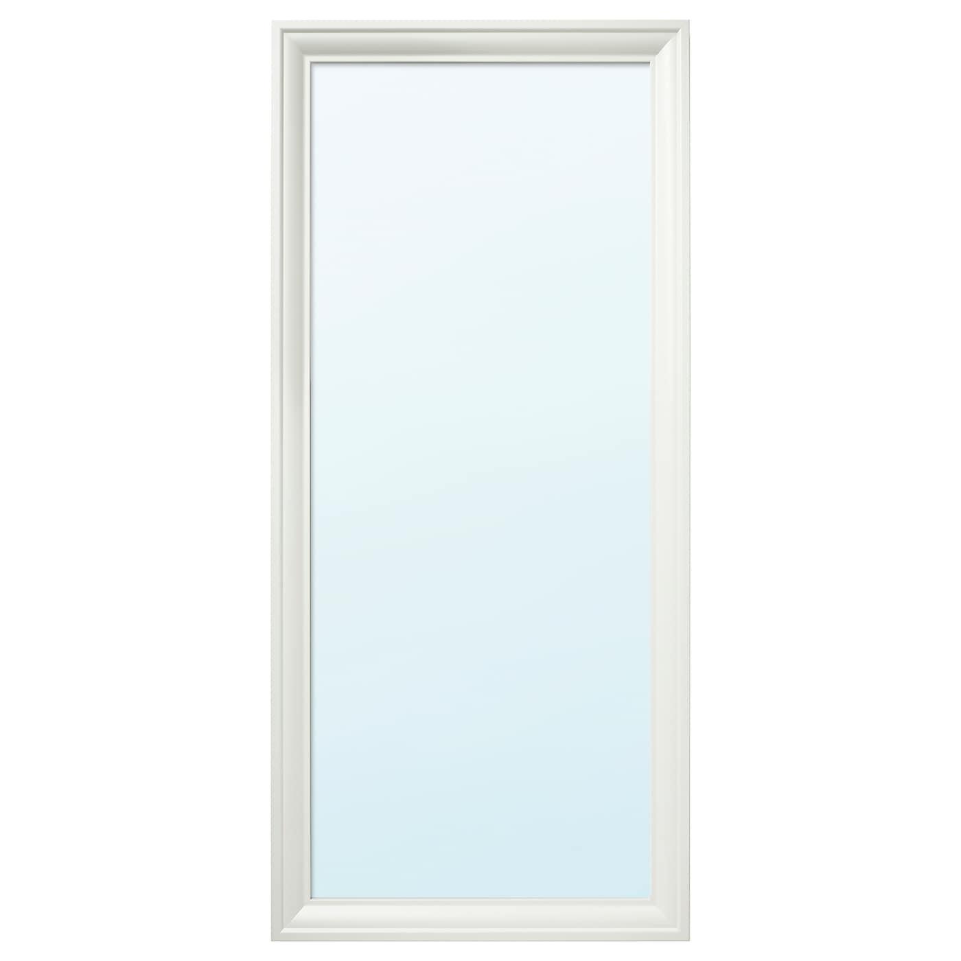 "TOFTBYN Mirror - white 100 10/10x10 "" (10x1010 cm)"