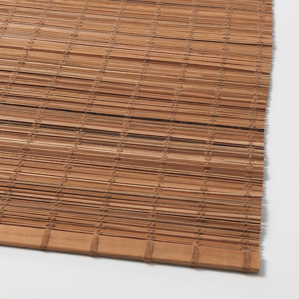"TOGA place mat natural/bamboo 13 ¾ "" 17 ¾ """