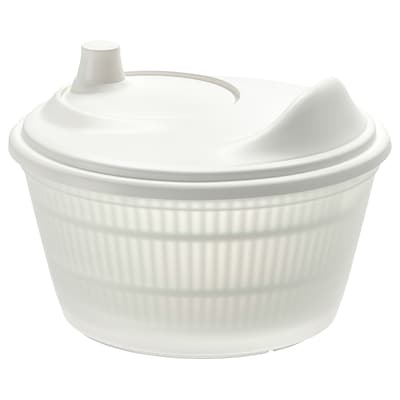 TOKIG Salad spinner, white