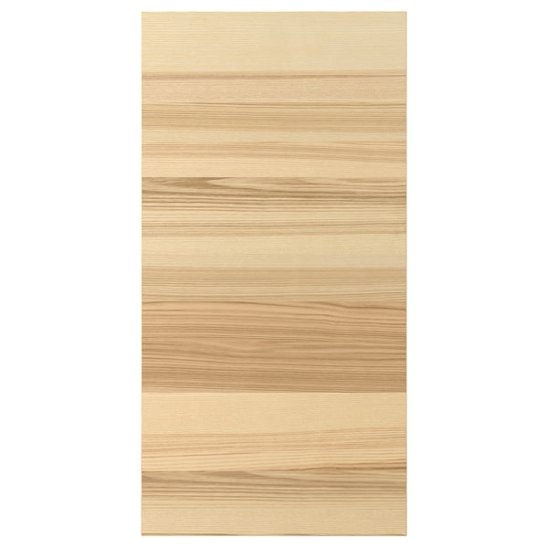 TORHAMN Cover panel, natural ash, 15x30 ""