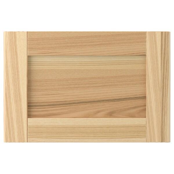 """TORHAMN Drawer front, natural ash, 15x10 """""""