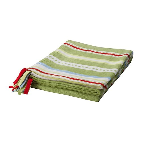 TORVA Blanket   Fleece.    Soft and easy to care for.  Suitable for use both as a bedspread and as a blanket.