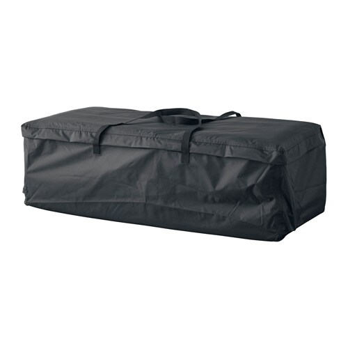 TOSTERÖ Storage bag for pads and cushions IKEA