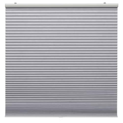"TRIPPEVALS black-out cellular blind light gray 76 ¾ "" 48 "" 25.62 sq feet"
