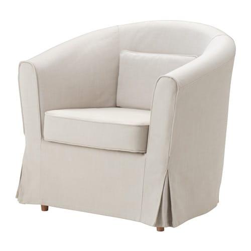 TULLSTA Armchair Cover   Blekinge White   IKEA
