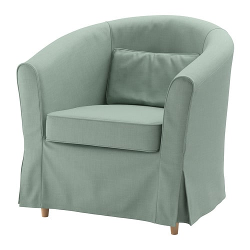 Tullsta Armchair Lofallet Beige Ikea