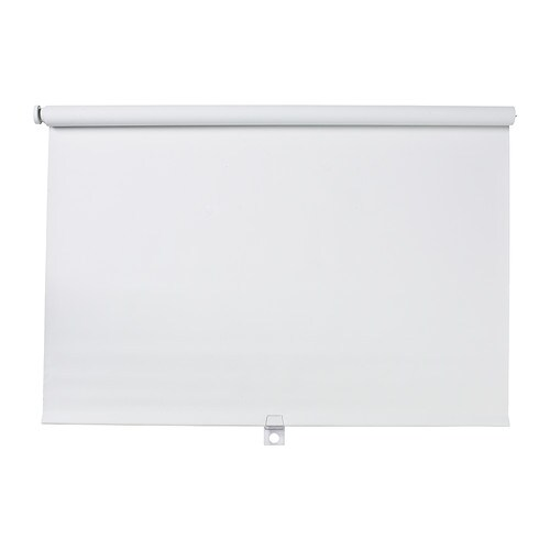 tupplur block out roller blind 24x77 ikea