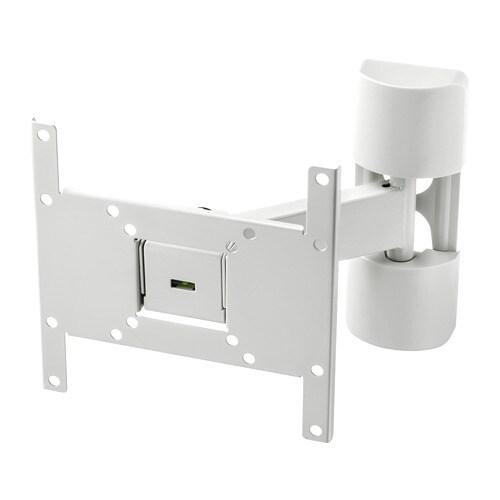 Uppleva wall bracket for tv tilt swivel ikea for Ikea coprifili