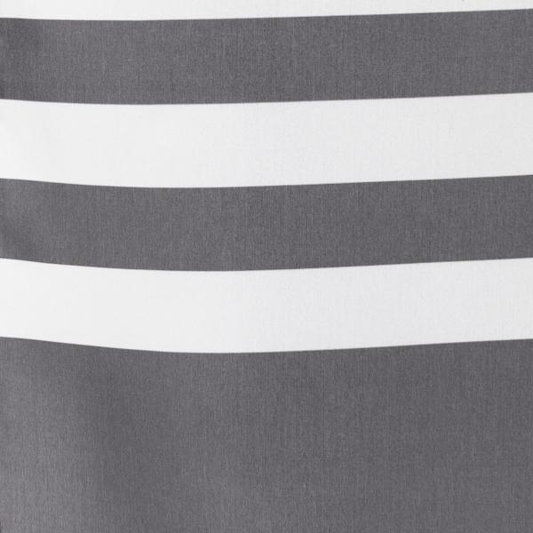 "VADSJÖN shower curtain dark gray 0.20 oz/sq ft 71 "" 71 "" 34.88 sq feet 0.20 oz/sq ft"
