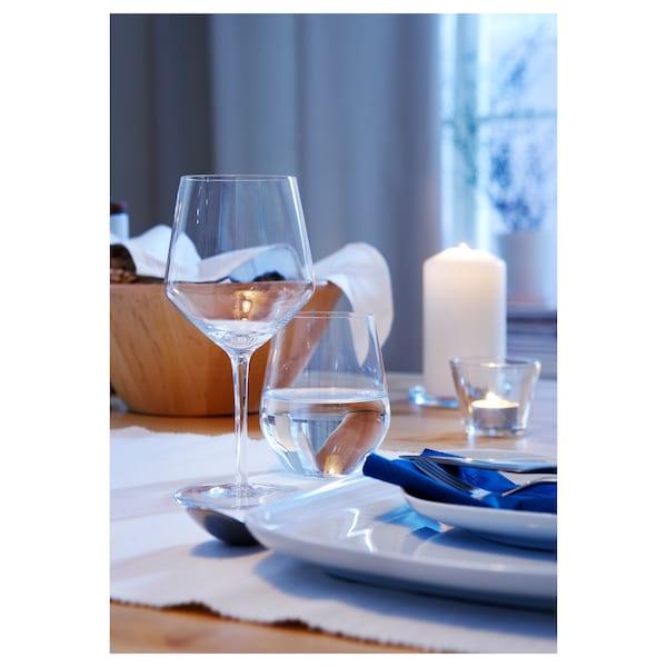 """VÄRDERA Plate, white, 9 ¾x9 ¾ """""""