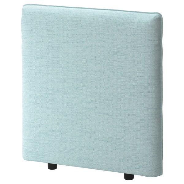 """VALLENTUNA Backrest, Hillared light blue, 31 1/2x31 1/2 """""""