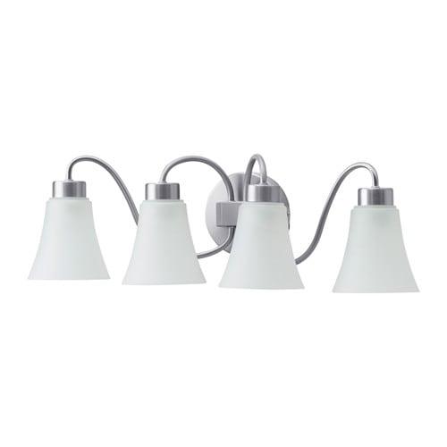Vallhall wall lamp 4 spots ikea for Ikea ca lits