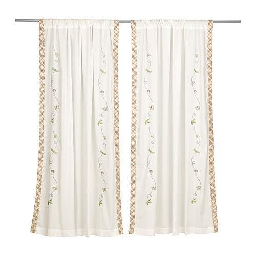VANDRING Pair Of Curtains