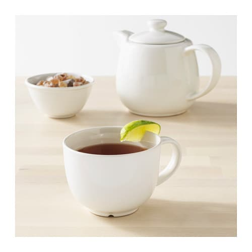VARDAGEN Mug   Simple yet timeless tableware with a traditional style and soft round shapes with attention to details.