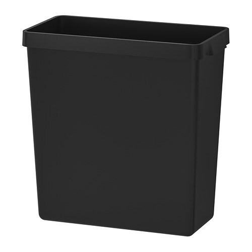 Variera recycling bin ikea for Ikea raccolta differenziata