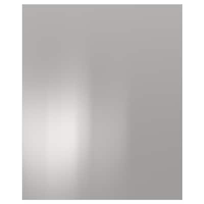 """VÅRSTA cover panel stainless steel 25 """" 30 """" 1/2 """""""