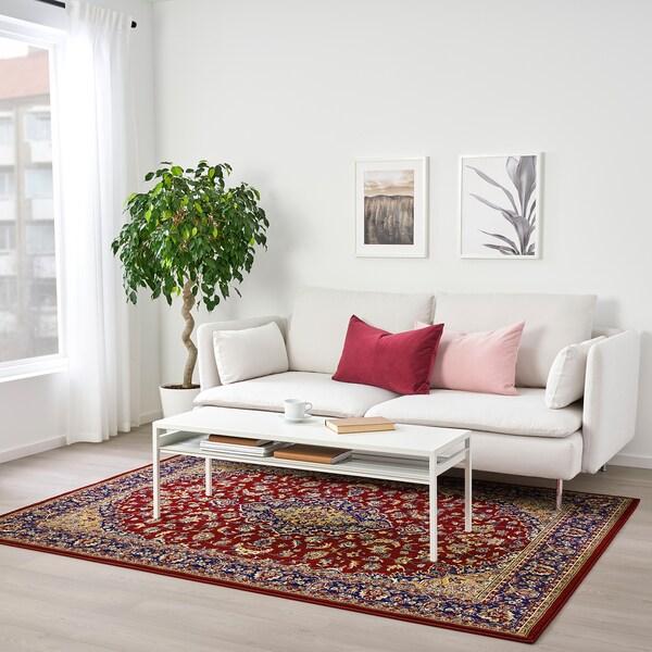 VEDBÄK Rug, Low Pile, Multicolor. IKEA® Canada - IKEA