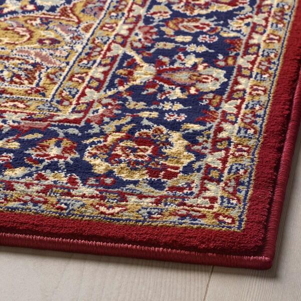 VedbÄk Rug Low Pile Multicolor Ikea