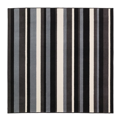 VEMB Rug, low pile   A blend of wool and nylon makes this rug ultra soft and durable.