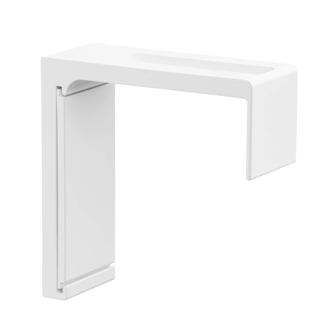 Vidga Wall Bracket White Ikea