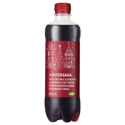 VINTERSAGA Carbonated soft drink, with hops and malt flavour, 17 oz